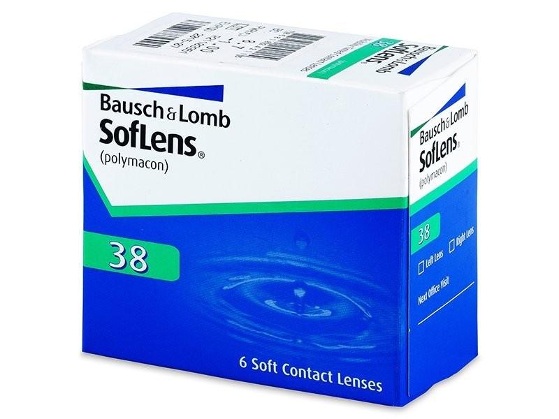 Bausch+Lomb SofLens 38