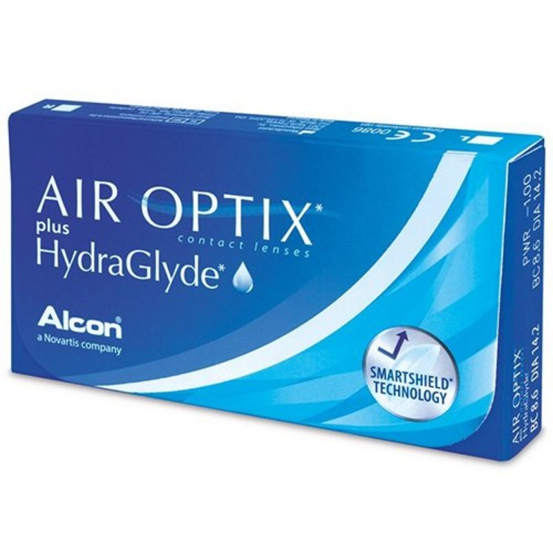 Alcon  Air Optix plus HydraGlyde