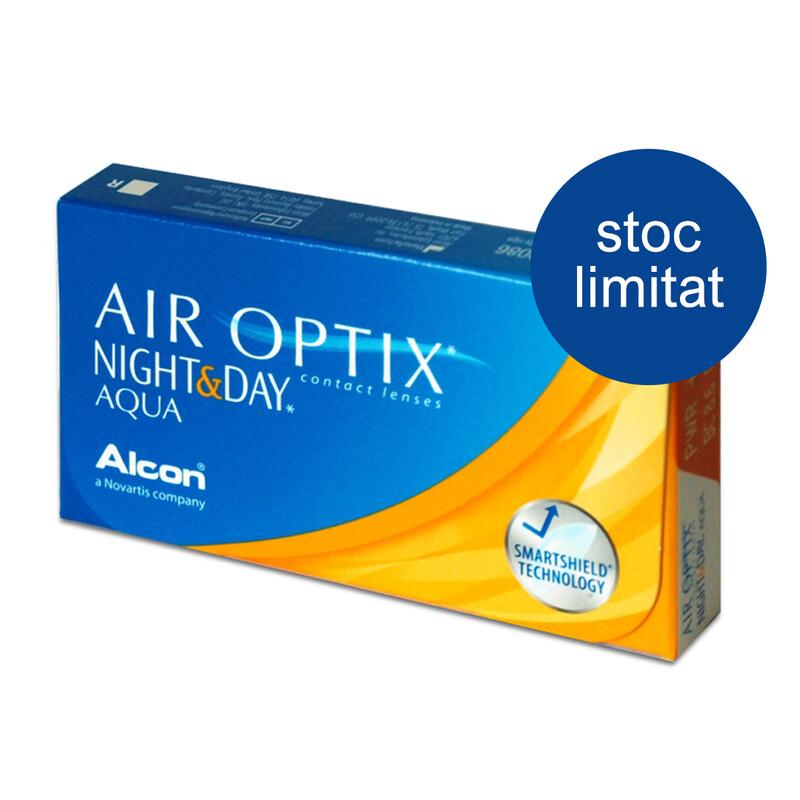 Alcon Air Optix Night&Day Aqua