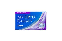 Alcon Air Optix plus HydraGlyde Multifocal