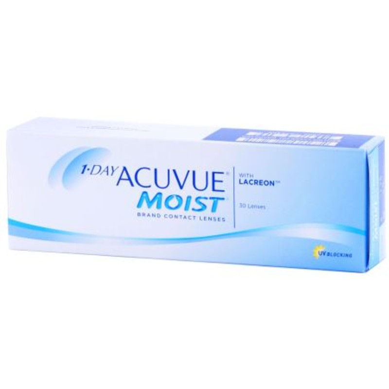 Johnson&Johnson 1-Day ACUVUE MOIST