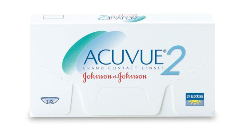 Johnson&Johnson ACUVUE 2