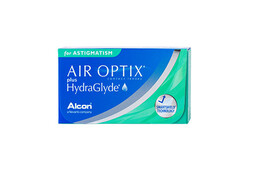 Alcon Air Optix plus HydraGlyde for Astigmatism